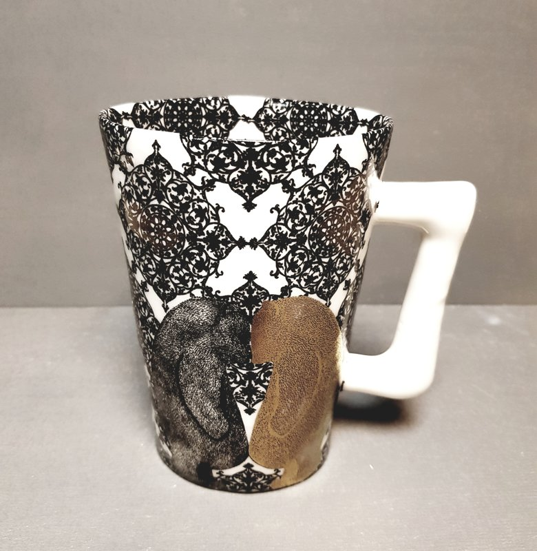 Lielās tējas krūzes