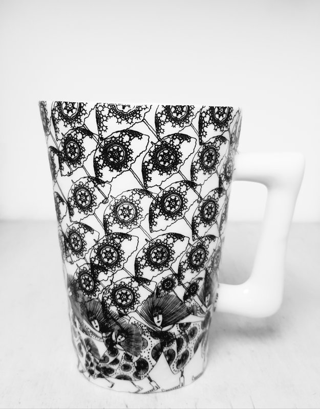 Lielā tējas krūze