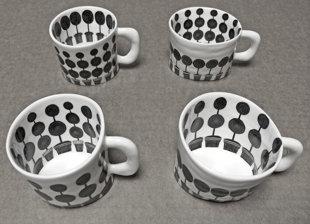 Porcelāna krūzītes